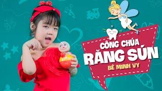 Công Chúa Răng Sún ♫ Bé Minh Vy ♫ Nhạc Thiếu Nhi - Music For Kids ♫ Nhacpro Kids