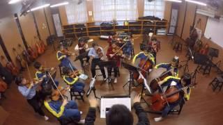 聖心小學弦樂團B團 祝大家新年快樂