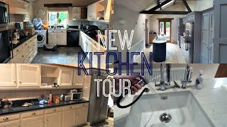 NEW KITCHEN TOUR | BEFORE & AFTER RENNOVATION  ♡