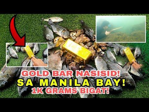 Download YAMASHITA MARCOS GOLD BARS!! NASISID SA MANILA BAY!! 1000 GRAMS MAGKANO KAYA ITO?