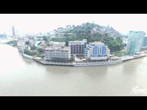 Drone Services - Una vista panoramica de Guayaquil 2016