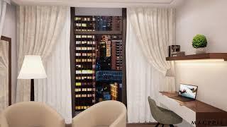 Hotel Room Design, Sheraton