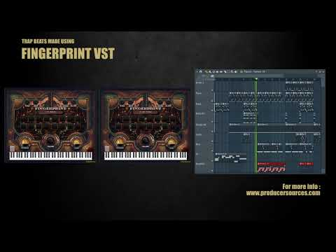 LBandy Music Productions Fingerprint VST Free Download (WIN-OSX