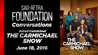 Conversations with Jerrod Carmichael of THE CARMICHAEL SHOW