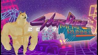 Cyber-doge 2077: meme runner soundtrack