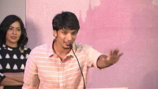 Gautham Karthik funny speech at Rangoon audio launch |A.R Murgadoss|Rangoon