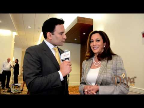 California Attorney General Kamala Harris on trying to become 1st Indian-American U.S. Senator