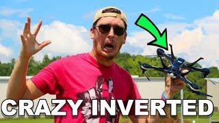 Crazy Stunt Drone - INVERTED FLIGHT - XK X350 RTF - TheRcSaylors