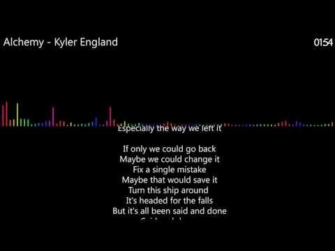 Alchemy - Kyler England