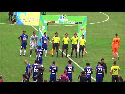 Atmosfer Jelang Kick Off Laga PSIS vs Persija | Liga 1 2018 | FULL HD