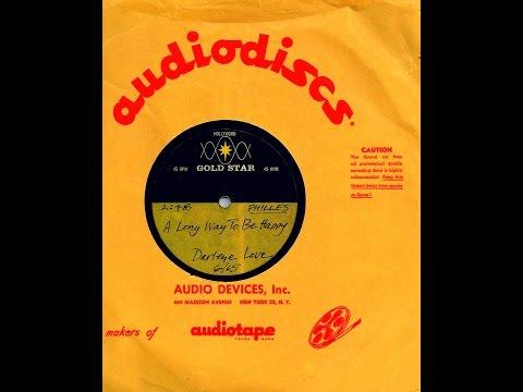Darlene Love - A LONG WAY TO BE HAPPY (Gold Star Studio)  (1965)