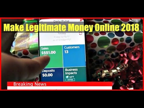 how to make quick easy money online fast