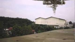 UFO mothership footage