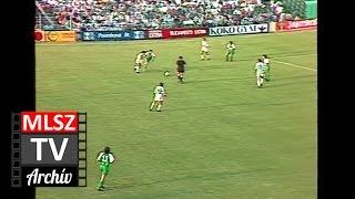 Ferencváros-Haladás | 1-1 | 1993. 06. 23 | MLSZ TV Archív