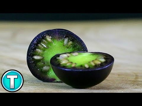 Top 10 Vegetables You've Never Heard Of Part 2