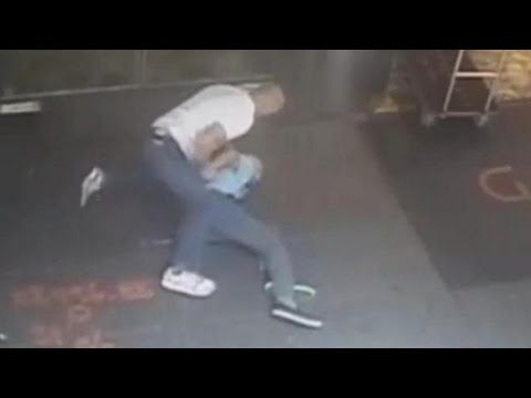 Brutal NYPD Attack Of James Blake