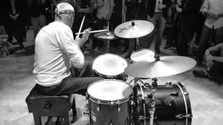 Han Bennink - Solo Improvisation at Bishopsgate Institute, London
