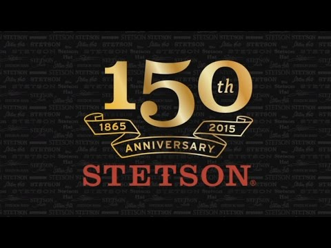 STETSON - Made Of America For 150 Years - Village Hat Shop
