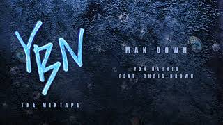 YBN Nahmir - Man Down (feat. Chris Brown) [Official Audio]