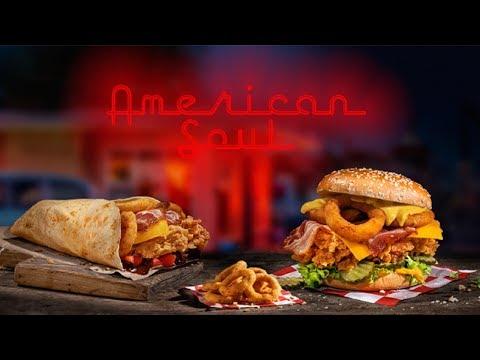 AMERICKÉ NOVINKY V KFC!