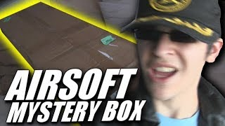Another Stupid Airsoft Unboxing Video - Airsoft GI Mystery Box