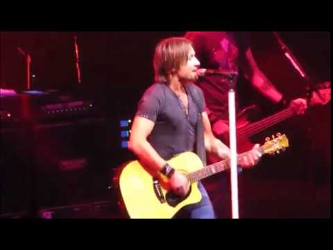 Keith Urban - I Told You So - LIVE