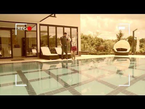 Download Sherr me Drilon Hoxhen, moderatorja bie në pishinë | Pop Culture 3