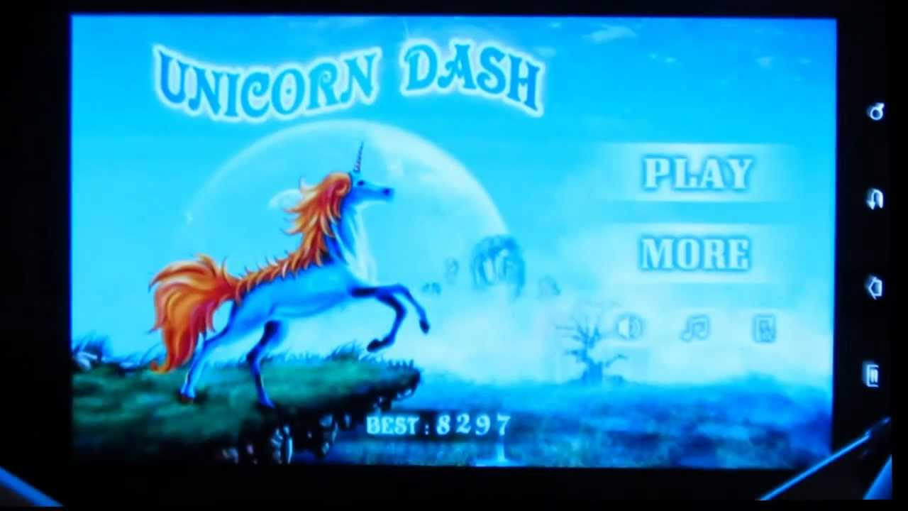 unicorn dash android app review by reviewbreaker youtube