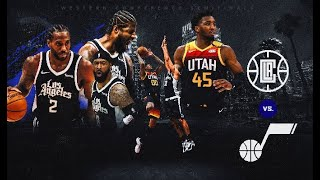 Clippers vs Jazz Game 2 06/10/2021 Preview & Prediction
