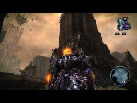 URIEL - APOCALYPTIC MODE - JOB DONE - Darksiders Warmastered Edition |