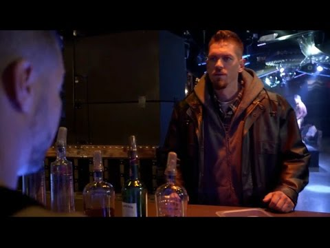 Kev gets a job in a gay bar