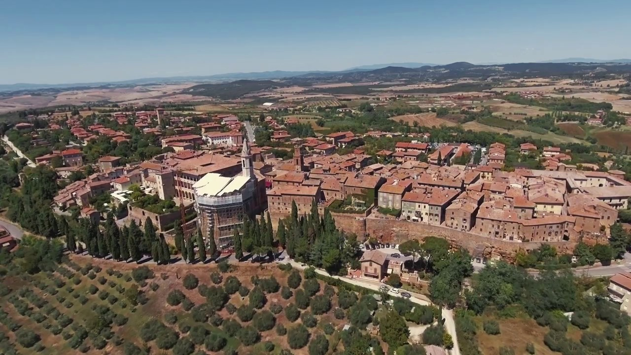 The Grand Tour of Italy - Pienza: The Ideal City - YouTube