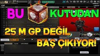 10 ADET ŞUBAT KATILIM KUTUSU AÇIMI 25 MİLYON GP DEĞİL BAŞ ÇIKTI !!