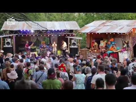 Honeyfeet Live Wilderness Festival 2015