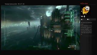 Batman Arkham Knight Transmisión en vivo Aliexware [PS4]