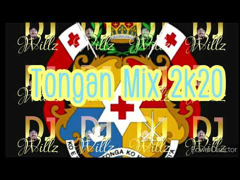 Dj Willz - Tongan Mix 2k20