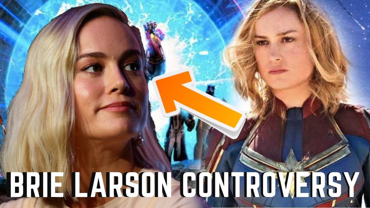 Does Brie Larson White Males Comments Make Her Racist Captain Marvel Controversy Ft Thedctvshow