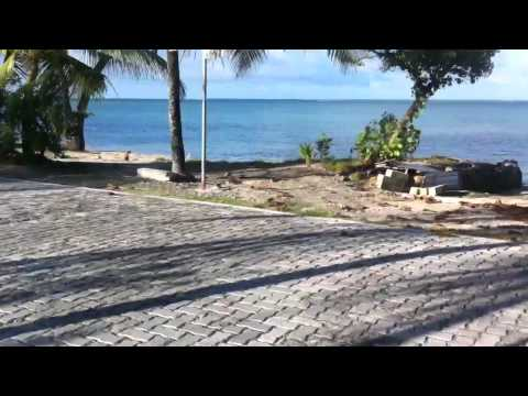 Cocos Islands trip to work