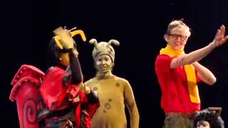 Trailer Eureka, el Musical Galàctic i Banyetes, el musical.