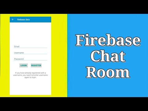Create chatroom app in Sketchware