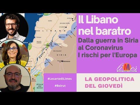 Il Libano Nel Baratro
