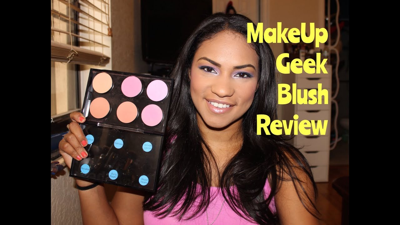Makeup geek reviews
