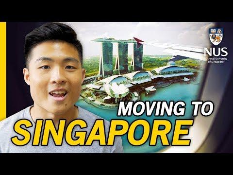 I'M MOVING TO SINGAPORE - National University Of Singapore (NUS) Exchange
