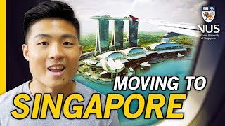 I'M MOVING TO SINGAPORE - National University Of Singapore (NUS) Exchange