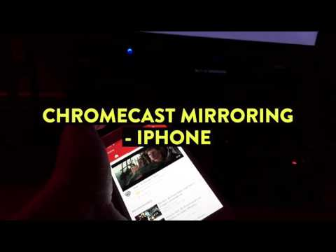 chromecast iphone mirroring chromecast and airplay screen mirroring to pc or mac with 7787