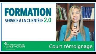 Chercheurs d'emploi - Formation « Service à la clientèle 2.0 »