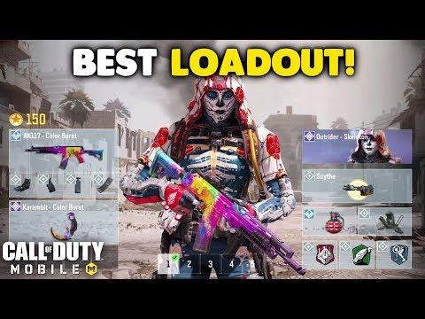 Best Loadout for
