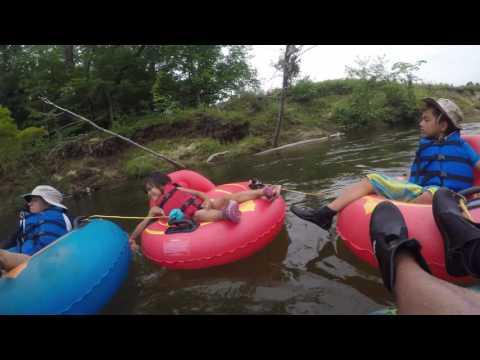 Saco River Tubing - YouTube