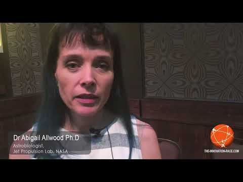 How is NASA leading the innovation race? Travellers Tales. Dr Abigail Allwood PhD NASA
