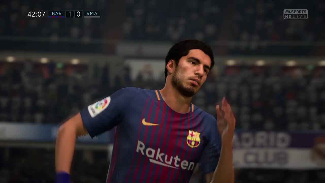 Suarez Fifa 18